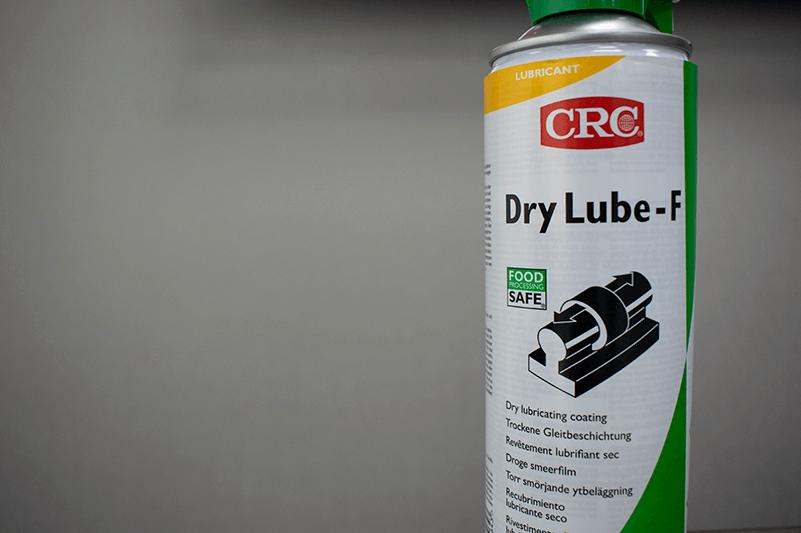 dry lube crc